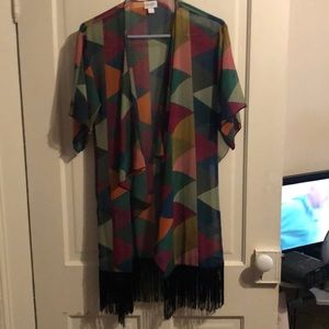 Lularoe Monroe retired print Brand new without tag